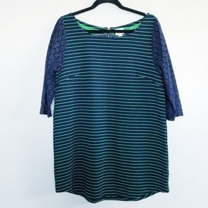 Anthropology | 9H15 StCL tunic top